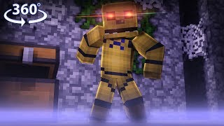 Download 360° Five Nights At Freddy's - GOLDEN FREDDY VISION - Minecraft 360° Video Mp3 and Videos