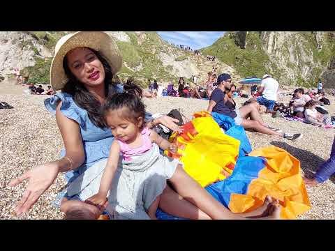 Download A Fun Visit to DURDLE DOOR Beach | Ijya's World