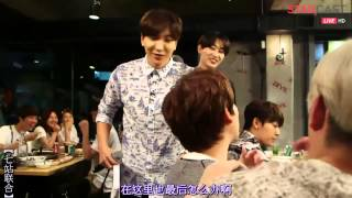 【七站联合】150715 SuperJunior 恶魔的聚餐 中字