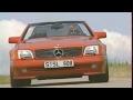 Mercedes 600 SL (Test - Essai - Reportage) FR 1992