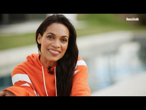 Is Josie & The Pussycats Rosario Dawson's Fave Archie Reboot? | Once Never Forever | Women's Health