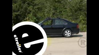 Trailer Hitch Installation - 2003 Volkswagen Jetta - etrailer.com