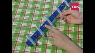 HAND MADE Органайзер для проводов и шнуров