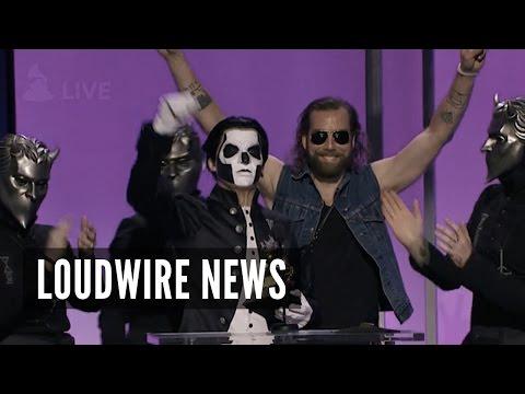 2016 Rock and Metal Grammy Award Winners