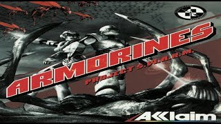 Armorines: Project S.W.A.R.M Review - Heavy Metal Gamer Show