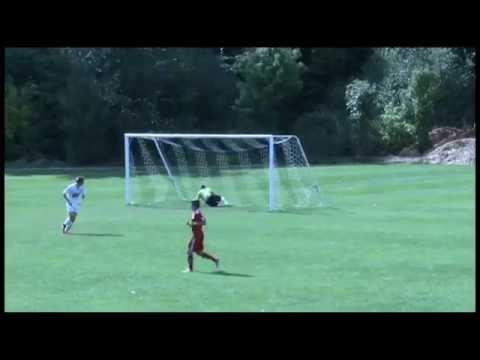 Michael Saunders Soccer Prospect Video