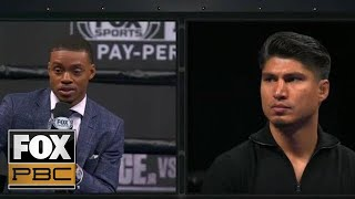 Errol Spence Jr. and Mikey Garcia full press conference from AT&T Stadium | INTERVIEW | PBC ON FOX
