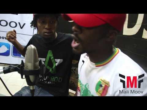 2BTO Mobjack Casha Cheickito session freestyle (MaliMoov)