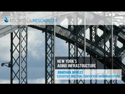 New York's Aging Infrastructure