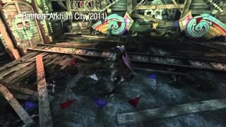 The Animation of Batman: Arkham Knight