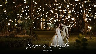Jerome and Sharika | On Site Wedding Film by Nice Print Photography