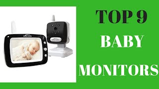 Best Baby Monitors 2019 - (Which Is The Best Baby Monitor?)
