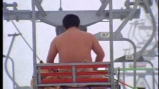 Real Sumo Wrestler Takes to the Slopes