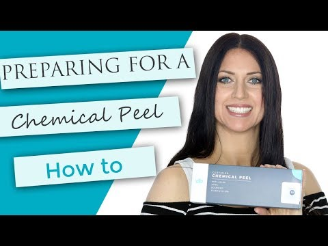 Preparing Your Skin For A Chemical Peel | How To