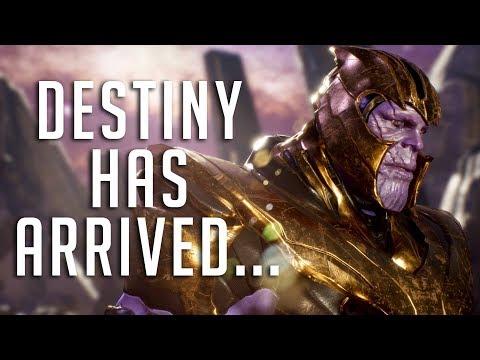 """THE MAD TITAN"" | Darkseid Vs. Thanos Sneak Peak (DC Vs. Marvel)"