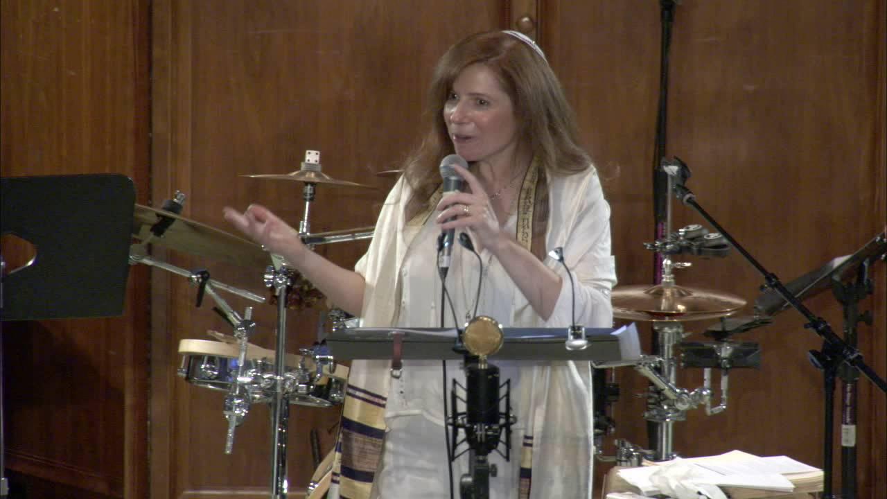 Kol Nidre sermon: Rabbi Naomi Levy | Jewish Journal