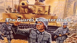Advanced Squad Leader - The Guards Counterattack - Turn 1a