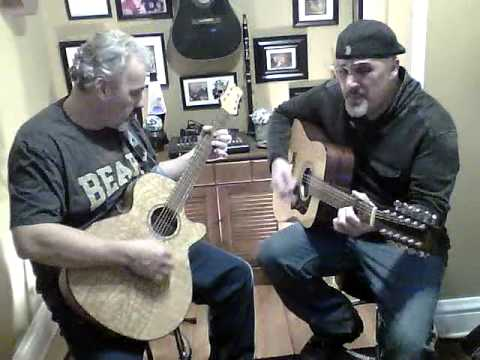 Baby I'm a want you  Bread cover by the Miller Brothers