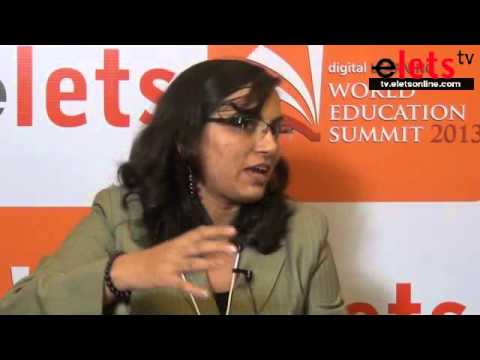 WES 2013 Interview  - Jaya Jha, Head, Product & Marketing, Aurus Network