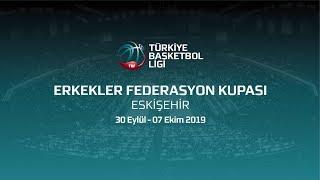 Akhisar Belediye - Konyaspor TBL Federasyon Kupası 2019