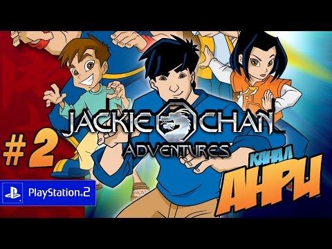 Jackie Chan Adventures - Прохождение - Часть 5: Джеки на луне [PS2]