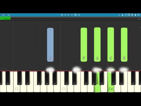 Drake - Signs - Piano Tutorial
