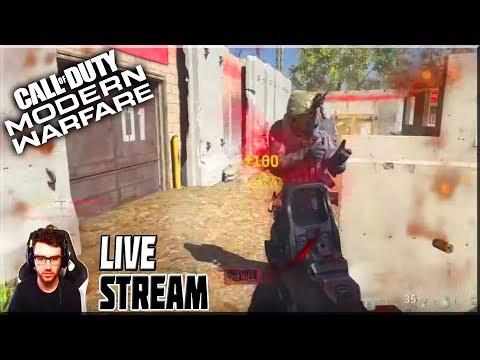 MODERN WARFARE 2v2 GUNFIGHT ALPHA NEW MAP DOCKS LIVE! - BETA CODES GIVEAWAY