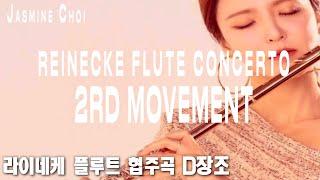 Carl Reinecke - Flute Concerto in D major, Op. 283: II. Lento e mesto 최나경