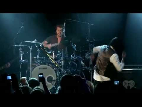 Three Days Grace - The Good Life (Live at iheartradio)