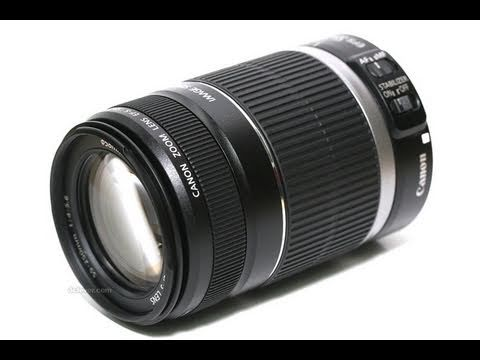 Canon EF-S 55-250mm f/4-5.6 IS Lens Review