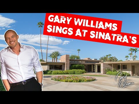 Gary Williams at Sinatra's Palm Springs Home.m4v