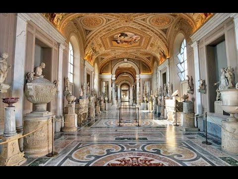 Vatican Behind Closed Doors The Most Visited Museum In The World