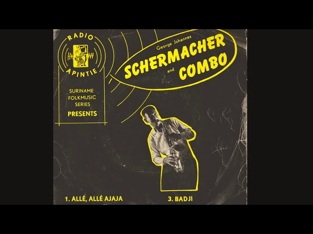 George Johannes Schermacher and Combo - Bontjé La Má