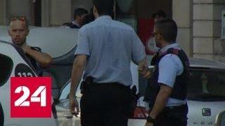 Атаки в Испании: террористы отрабатывают тактику тарана автомобилем