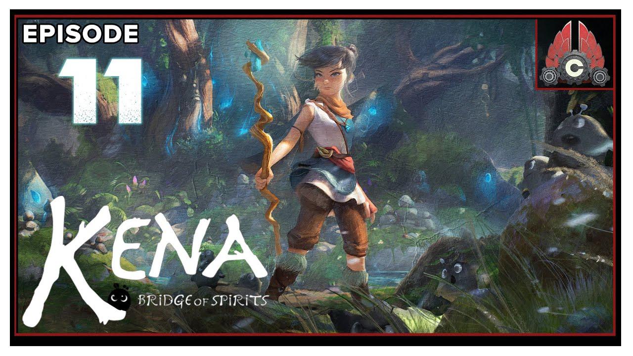 CohhCarnage Plays Kena: Bridge Of Spirits - Episode 11