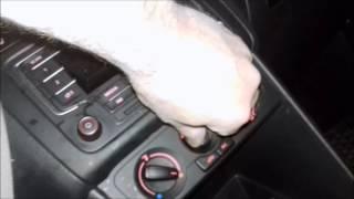 Volkswagen Polo.Подключение передних фар,проверка на исправность.