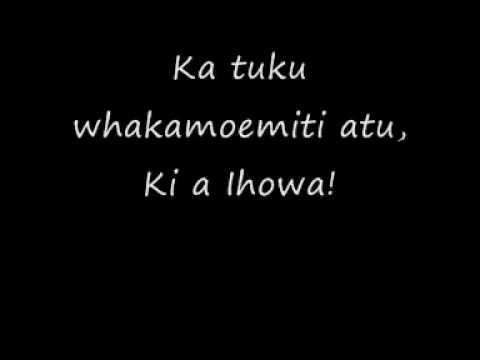 Ka Tuku Whakamoemiti with lyrics