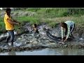 カンボジアで釣る2人の美しい女の子 - バタンバンでの釣り方 - ニューヨーク(パート089)