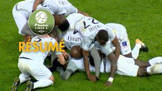Valenciennes FC - Châteauroux (1-2)  - Résumé - (VAFC - LBC) / 2017-18