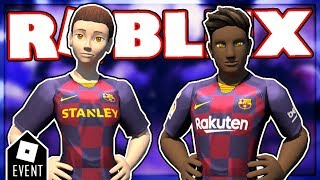 LEAKS ROBLOX FIFA EVENT 2019 | NEW ROBLOX EVENT 2019