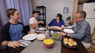 Awkward Dinner w/ Christian Family