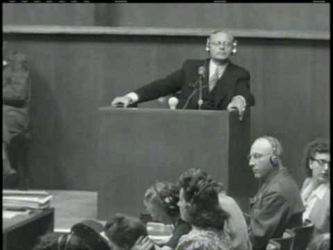 Nuremberg Day  115 Robert H Jackson/Gisevius