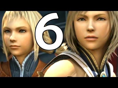 Final Fantasy XII Movie Version - Part 6 - Basch Vs Vossler & The Dawn Shard's Power (1080p)