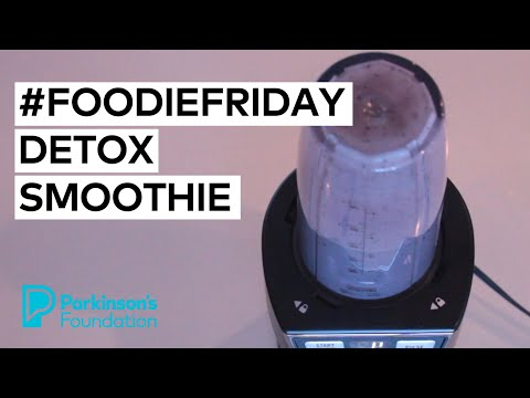 Foodie Friday: Detox Smoothie