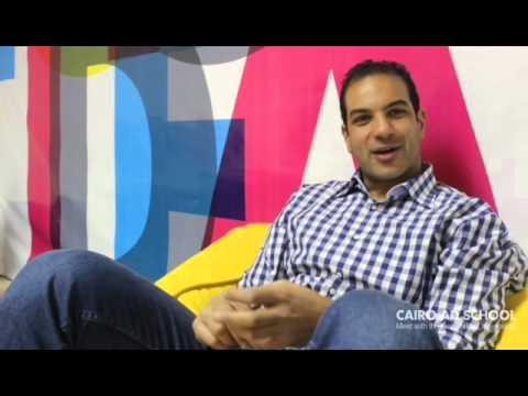 Cairo Ad School student review / Mostafa