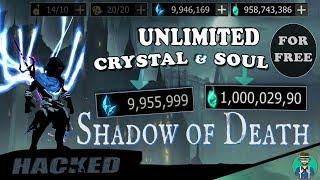 Скачать SHADOW OF DEATH Unlimited Soul Crystal HACK 2019