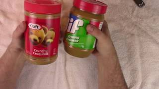 JIF or KRAFT peanut butter which is the best choice?