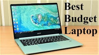 acer Swift 1 Review - The Best Budget Laptop
