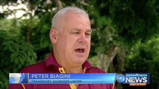 TWU Calls for More Security on QLD Buses