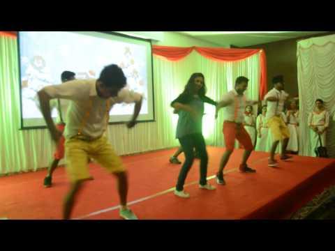YOUR MY DARLING-CHIMBU-VALLU MOVIE DANCE PERFORMANCE